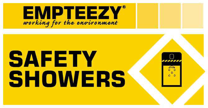 Empteezy - Safety Showers